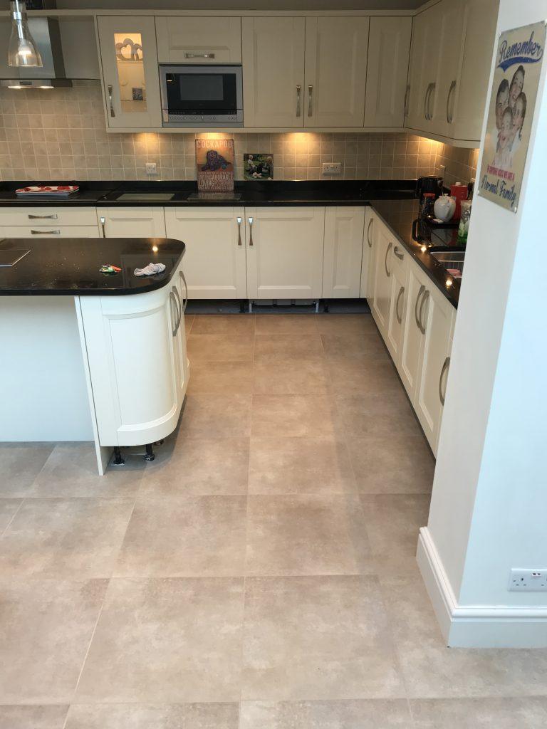 Anhydride gypsum floor repair Chesterfield