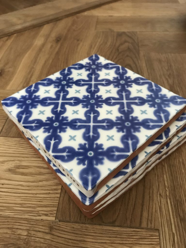 Handmade Tiles in Sheffield by Andy Coldwell Tiling