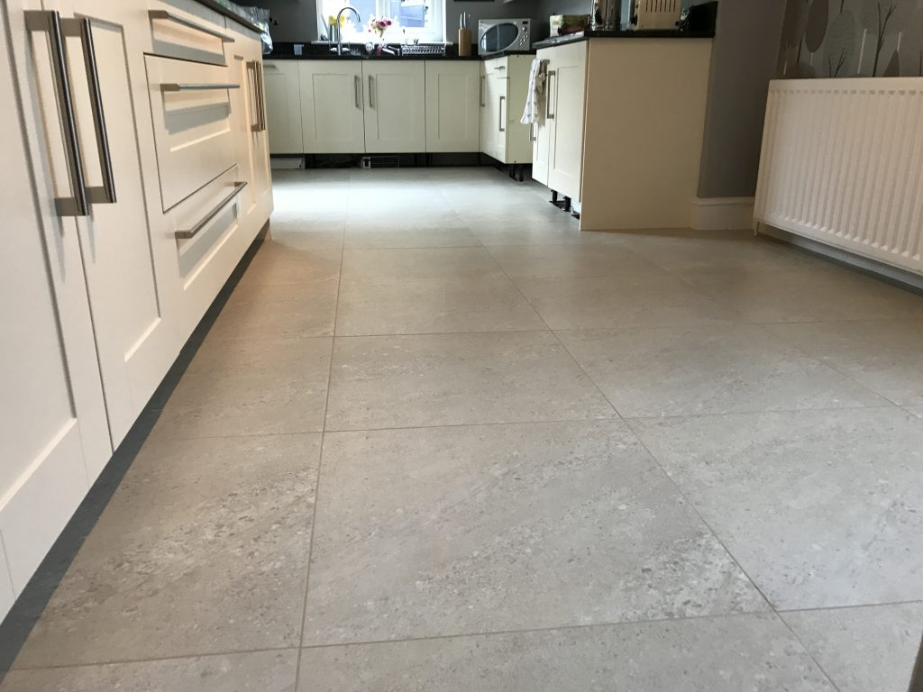 Warmup DCM PRO install by Andy Coldwell Tiling in Sheffield