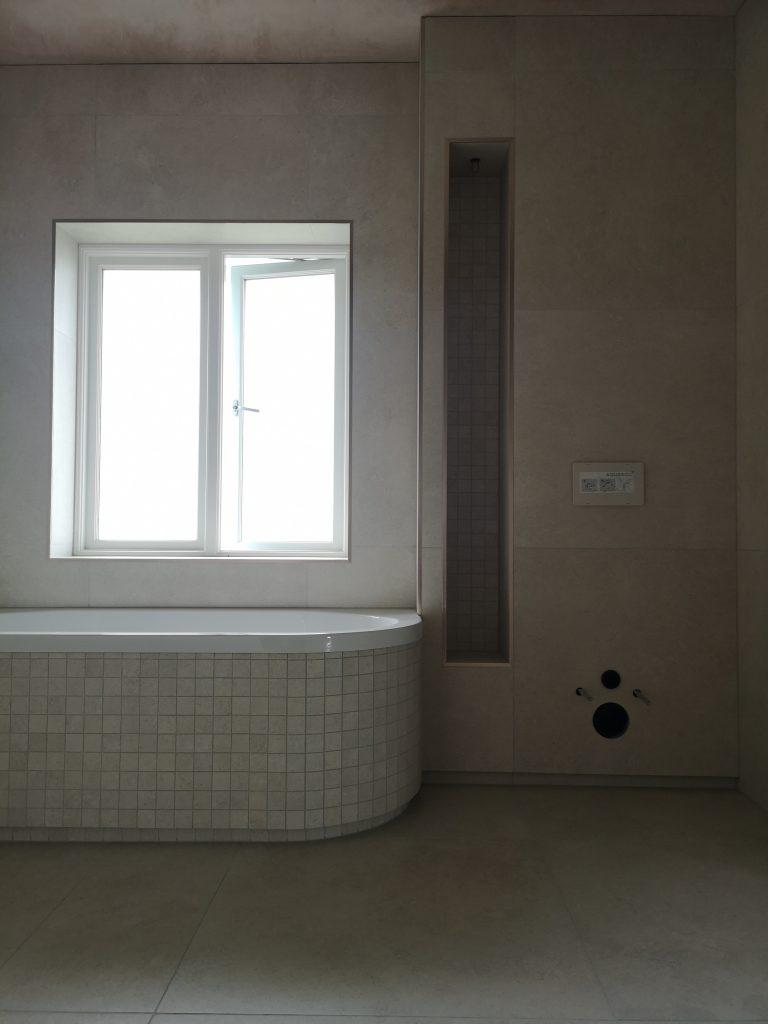 wet room in sheffield