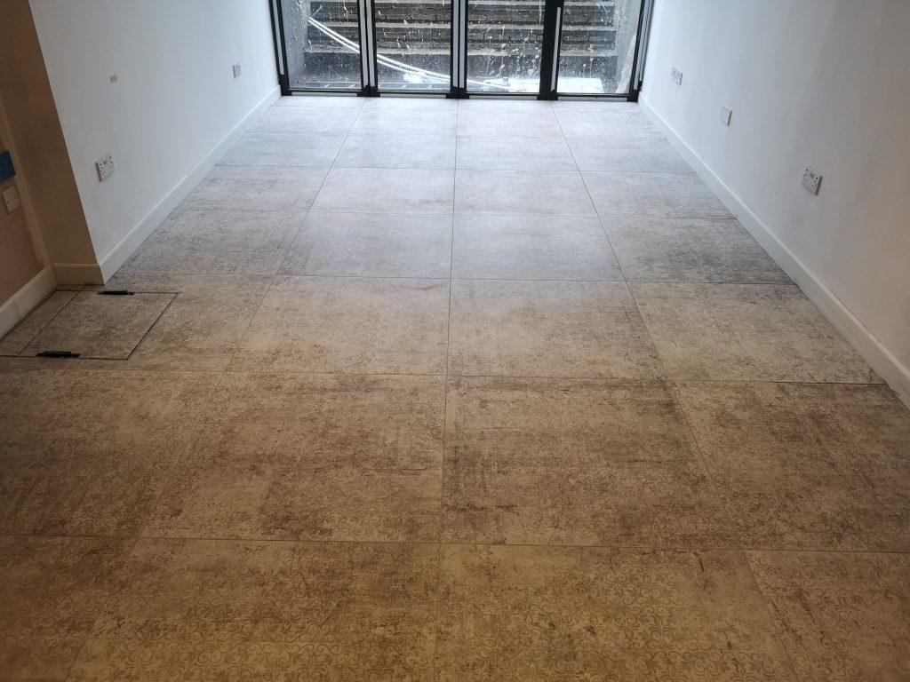 large format tiling in Sheffield